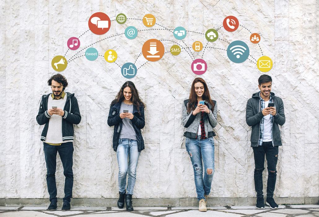 Unge-der-bruger-sociale-medier